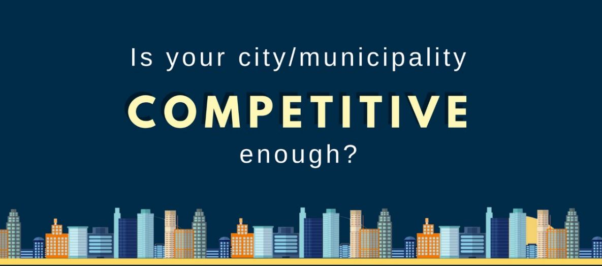 NCC names competitive cities and municipalities; Recognizes LGU's crucial role in national competitiveness