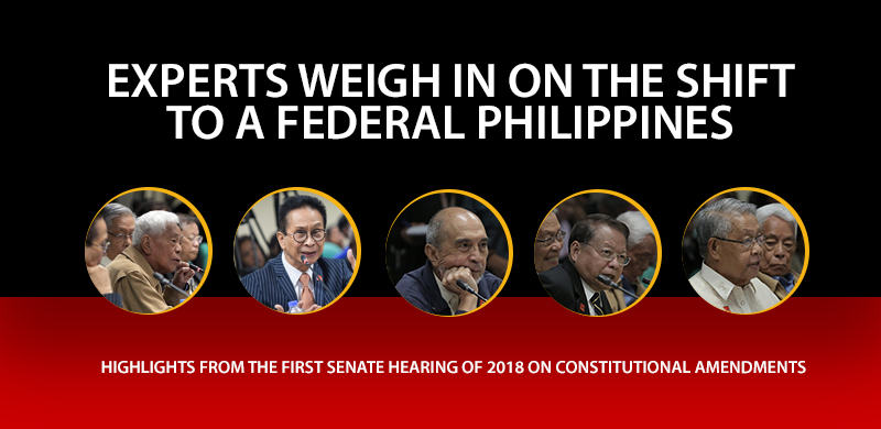 Experts weigh in on the shift to a federal Philippines