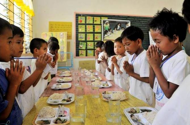 Free nutritious meals for students get full support in Senate