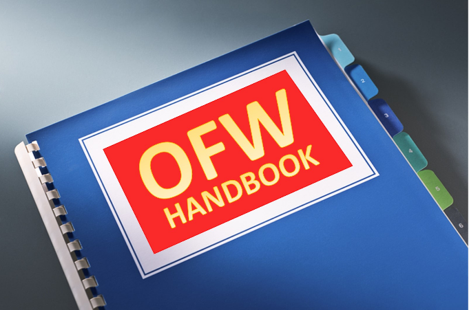Handbook for OFWs gets Senate nod