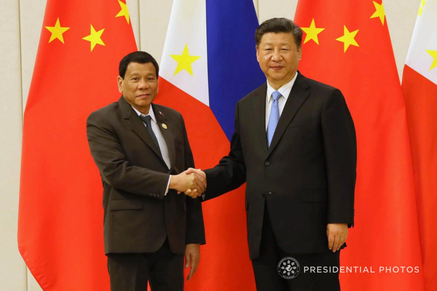Working Together to Reinforce the Three Pillars for Golden Age of China-Philippines Relations