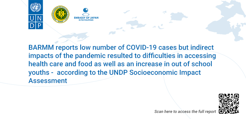 UNDP Launches Its Socioeconomic Impact Assessment of COVID-19 in BARMM
