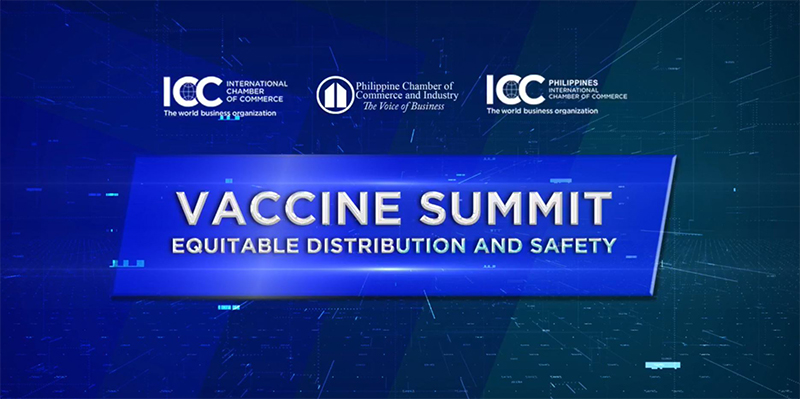 Chambers of Commerce Organize Summit on COVID-19 Vaccines