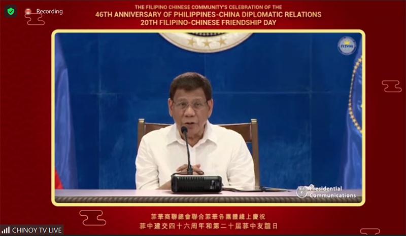 46 years of Filipino-Chinese diplomacy, 20 years of friendship