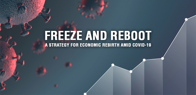 "PUBLiCUS Asia Inc. unveils ""Freeze & Reboot"" COVID19 economic recovery plan"