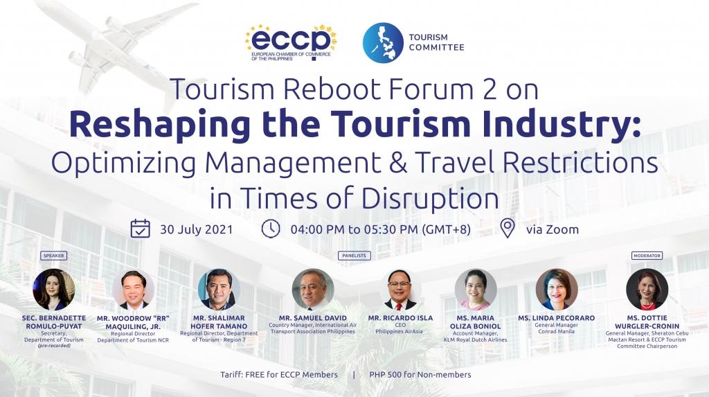 Tourism Reboot Forum