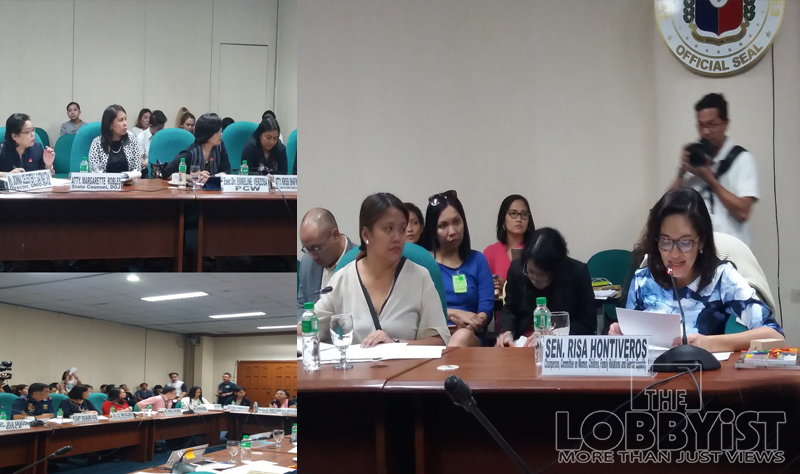 Senator Risa Hontiveros, Chairman of the Committee on Women, Children, Family Relations and Gender Equality is confident that the Anti-Discrimination Bill will become law in the 17th Congress.