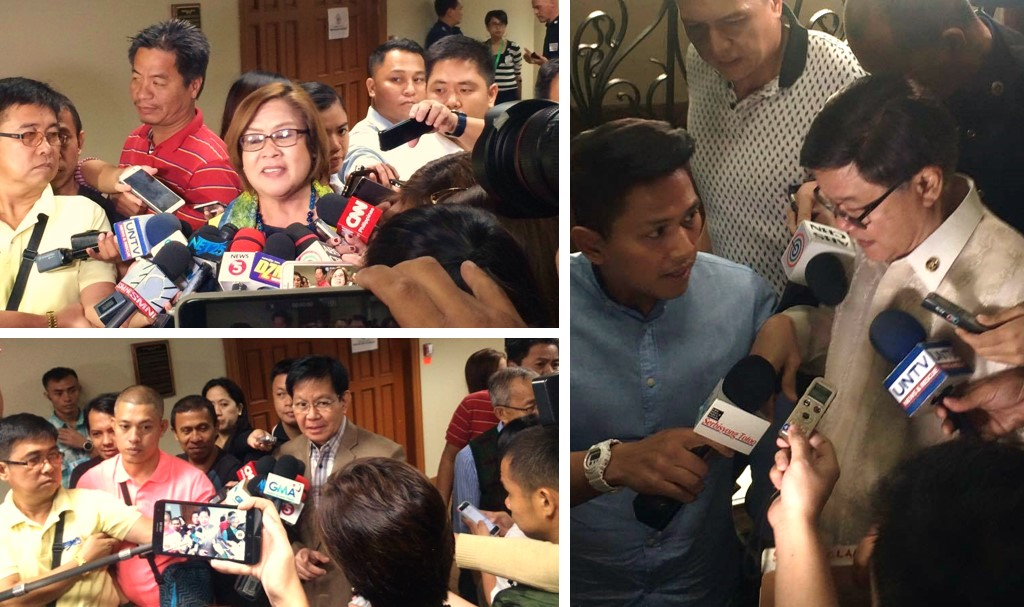 Amendments to the present anti-wiretapping law were proposed in a Senate hearing on illegal drugs. According to Committee on Public Order and Dangerous Drugs Chairman Senator Panfilo Lacson, the coverage of the law should be extended to include illegal drugs, plunder and other crimes and must take into consideration the modernization of technology.