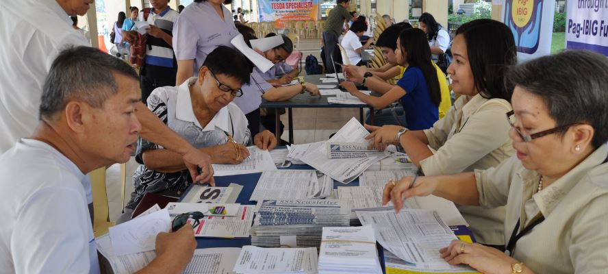 A reconfiguration of the bureaucracy is being sought