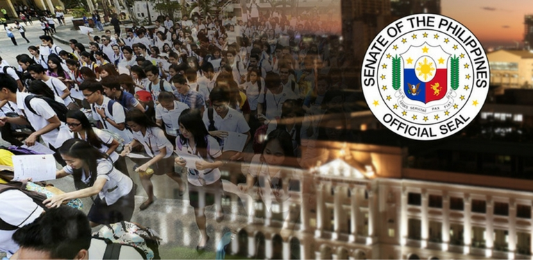 The Senate approved on third and final reading an act that will accelerate universal access to tertiary education in the Philippines.
