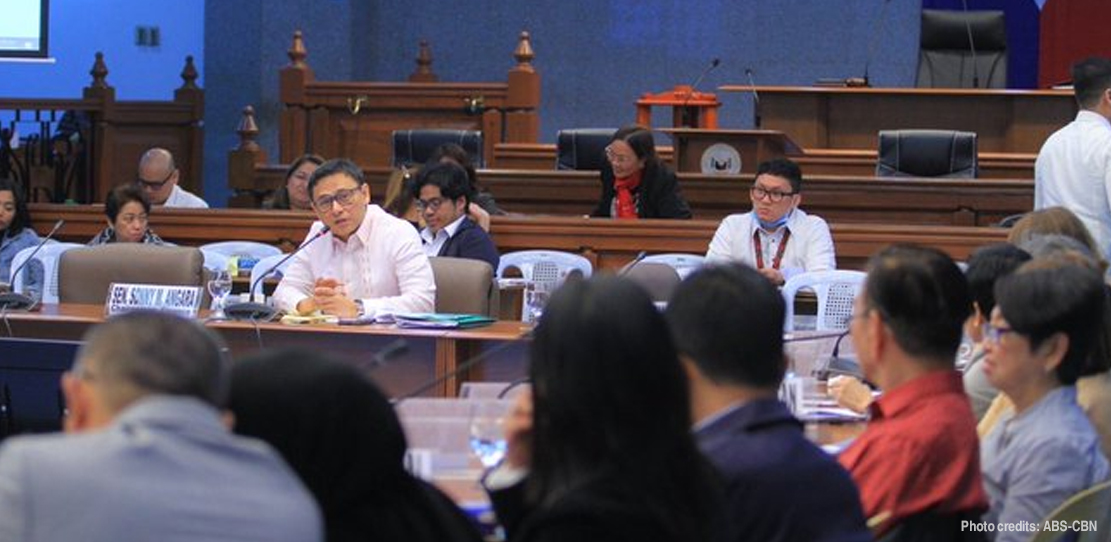 Senate Finance Committee assesses gov't initiatives for industry growth and job generation