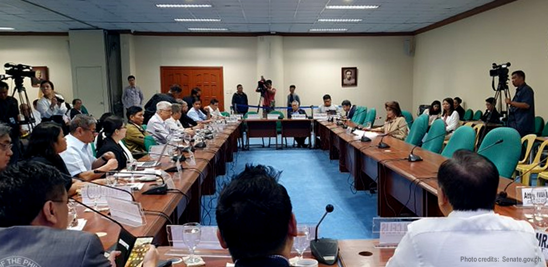 COMELEC presents hybrid election concepts in Senate hearing