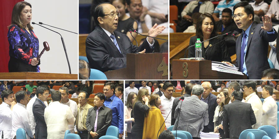 House approves proposed 2018 National Budget on second reading