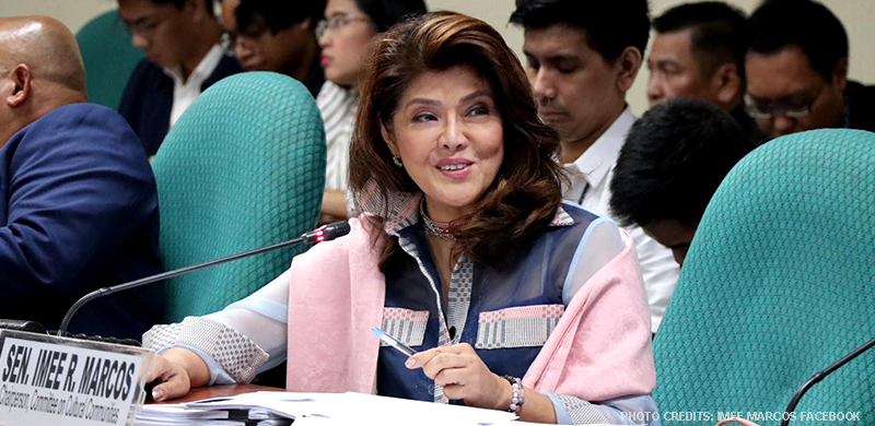 Senator Imee Marcos calls on DOLE to resolve status of floating employees