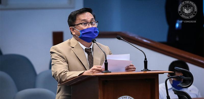 Senator Francis Tolentino positive on the resumption of the VFA