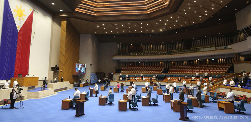 House Passes ₱1.3-T COVID Stimulus Package