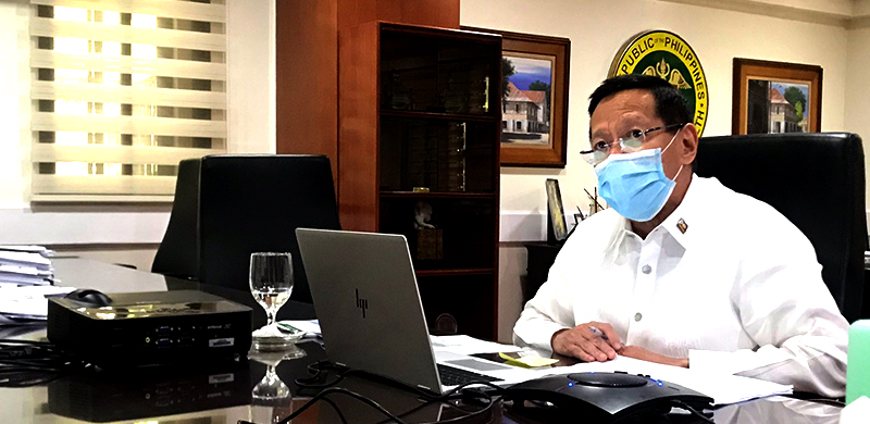 Why the Confidence of PRRD on SOH Duque?