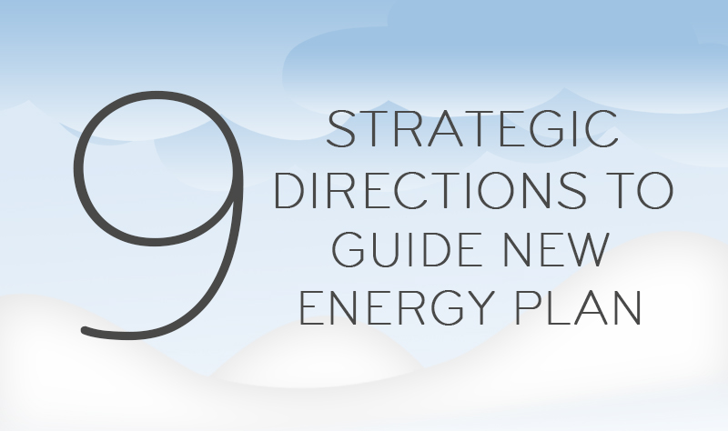 """The Department of Energy (DOE) reported that it will be using the so-called """"nine strategic directions"""" as the foundation of its national energy plan for 2016 to 2030."""