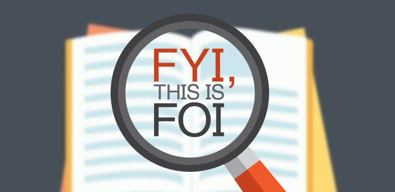 Have you tried invoking the FOI?