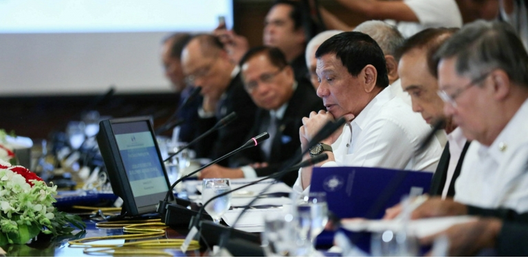 ICYMI: Things to know about PRRD's first LEDAC meeting