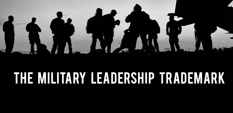 In the Spotlight: The Military Leadership Trademark