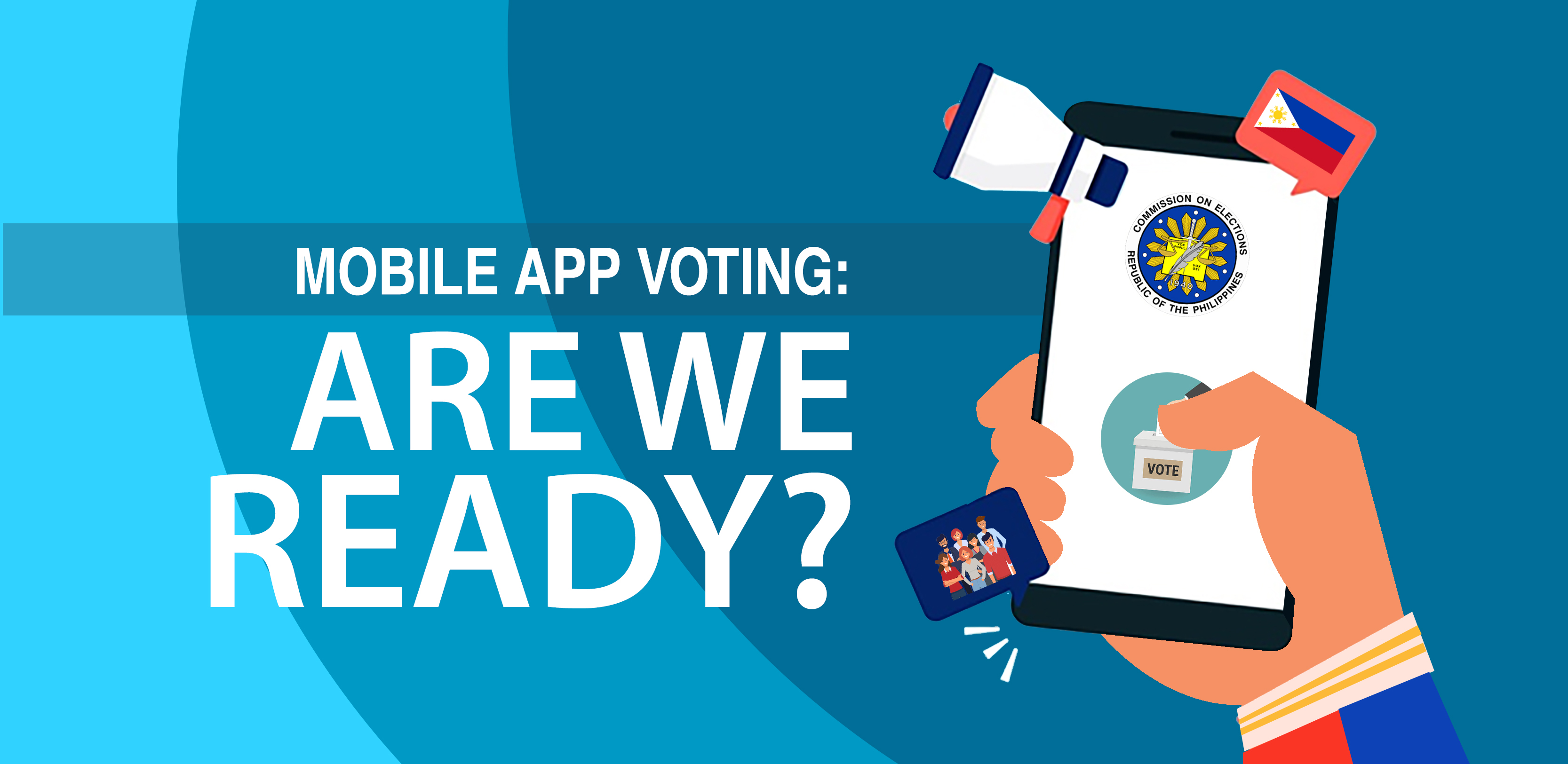 Mobile app voting — Are we ready?