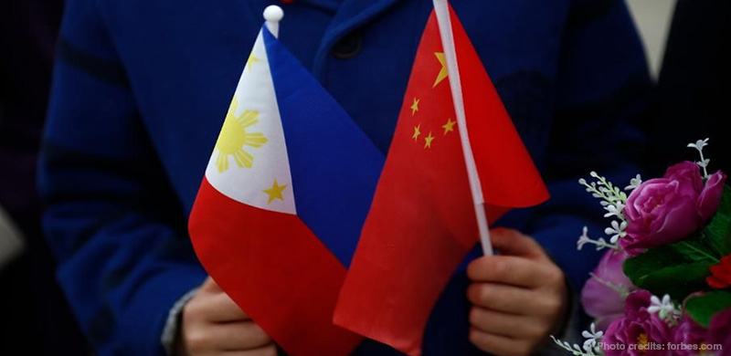 China to PH: 'we condemn any groundless allegations against China out of ulterior political motives'