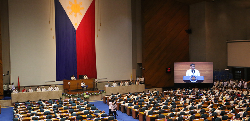 Highlights of President Duterte's 2nd SONA