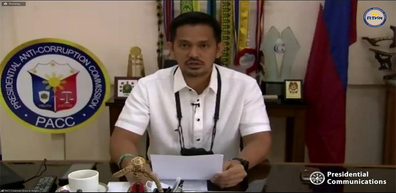 PACC AND DPWH Manifesto of Cooperation and Oath of Honesty