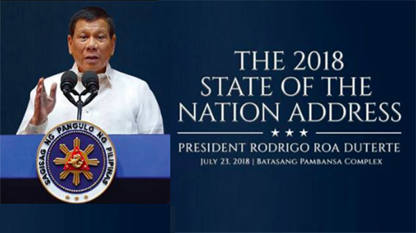 PRRD cites accomplishments of his admin in his shortest SONA yet