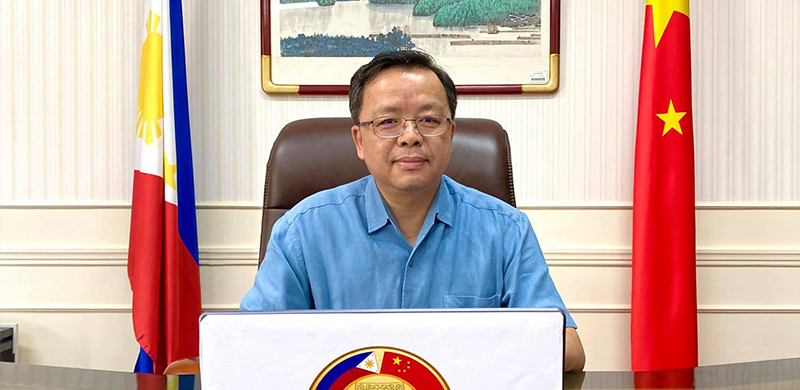 Ambassador Huang Xilian: China-Philippines Pragmatic Cooperation Helps the Philippines' Economic Recovery