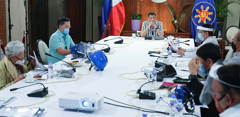 """""""You Have a Part in Our Collective Effort"""" – PRRD"""