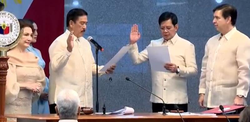 Speech of Senate President Vicente C. Sotto III